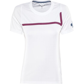 Cube Motion WLS Round Neck Jersey shortsleeve Women white